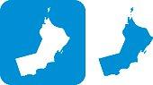 Blue Oman icon