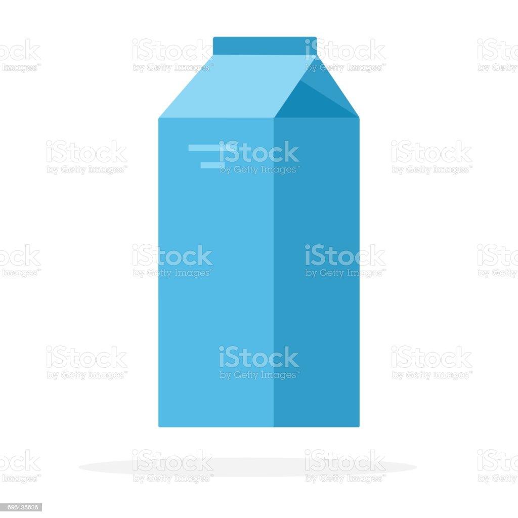 Sac en papier bleu de lait sac en papier bleu de lait vecteurs libres de droits et plus d'images vectorielles de affaires libre de droits