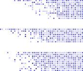 istock blue pixel stripes 1253679055