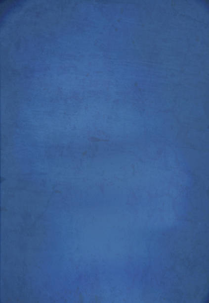 Blue plain grungy background Grungy blue paper background - suitable to use as a background, vintage postcards, letters, manuscripts and maps etc dark blue stock illustrations