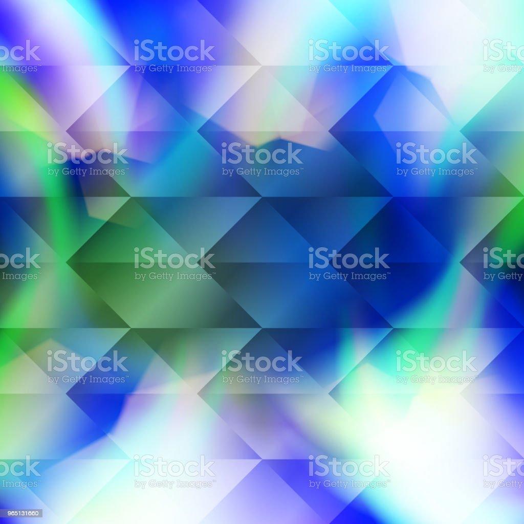 Blue polygonal illustration hexagonal elements blue polygonal illustration hexagonal elements - stockowe grafiki wektorowe i więcej obrazów abstrakcja royalty-free