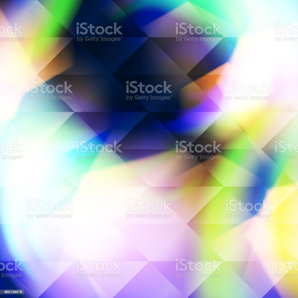 Blue polygonal illustration hexagonal elements royalty-free blue polygonal illustration hexagonal elements stock vector art & more images of abstract