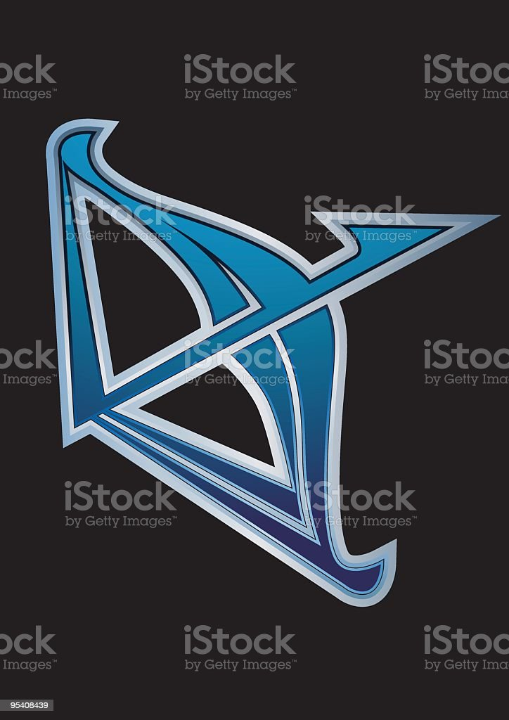 Blue Schütze Lizenzfreies blue schütze stock vektor art und mehr bilder von astronomie