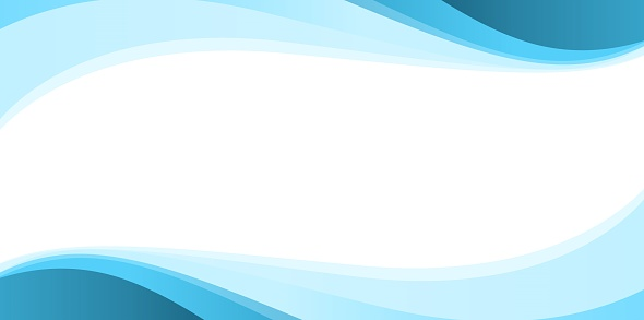 Blue Simple Abstract Background