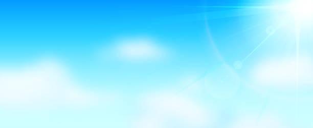 青空 - 空点のイラスト素材/クリップアート素材/マンガ素材/アイコン素材