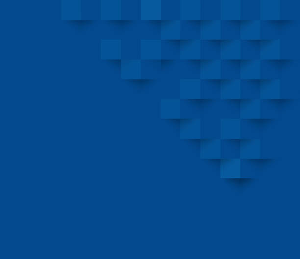 blue square geometric texture background  Abstract square geometric texture. blue square geometric texture background  Abstract square geometric texture.banner background web design  for infographics business finance. nu stock illustrations