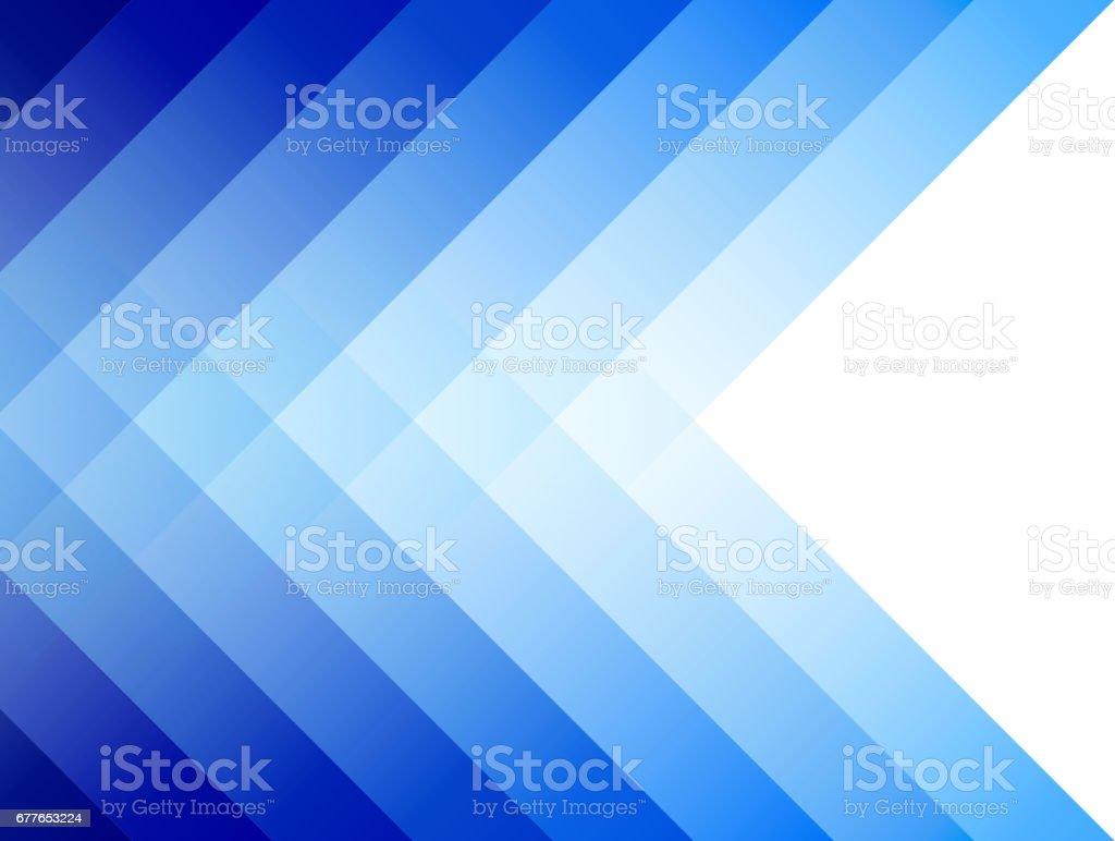 Blue striped background vector art illustration