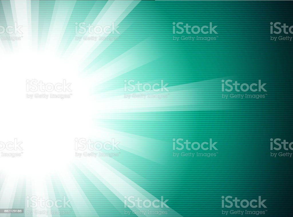 Blau gestreiftem Hintergrund – Vektorgrafik