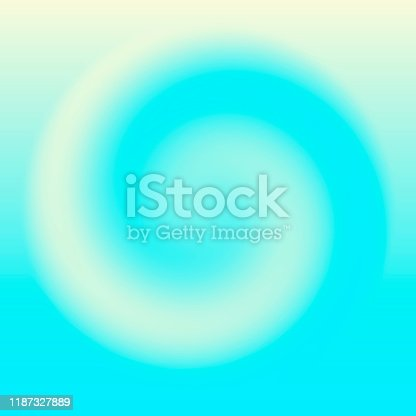 1047234038 istock photo Blue swirl on an abstract gradient background 1187327889