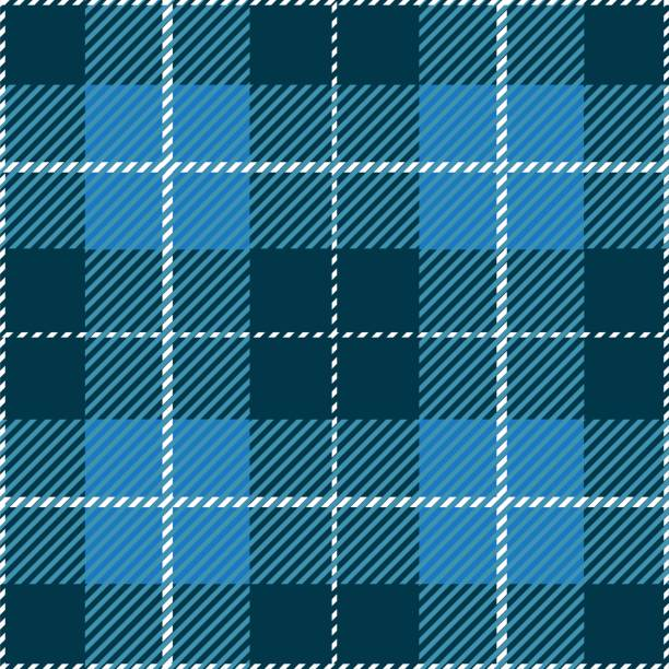 blue tablecloth design - stripped pattern stock illustrations, clip art, cartoons, & icons