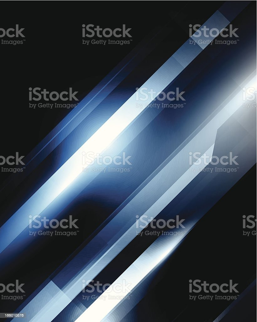 Blue technical background royalty-free stock vector art