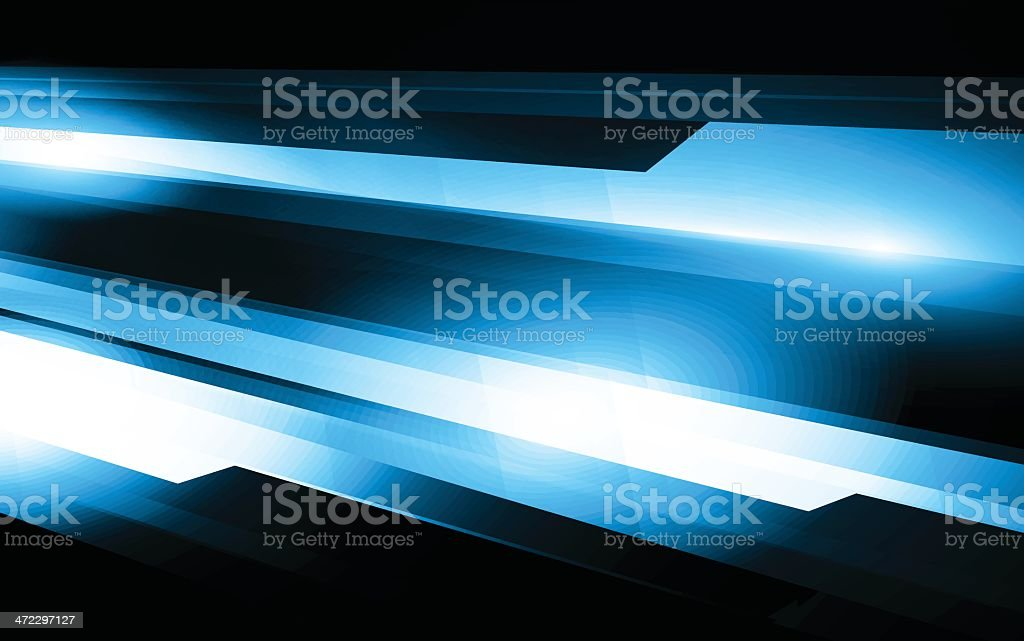 Blue technical background royalty-free blue technical background stock vector art & more images of abstract