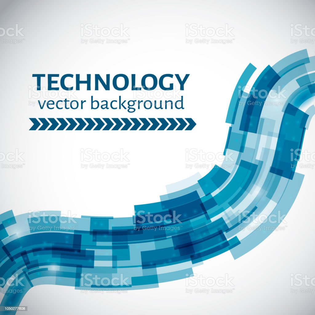 Blue technology abstract background business background easy to edit blue technology abstract background business background easy to edit design template vector illustration wajeb Choice Image