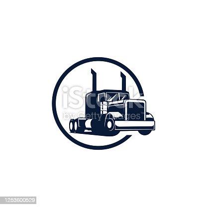istock blue truck vector logo design 1253600529