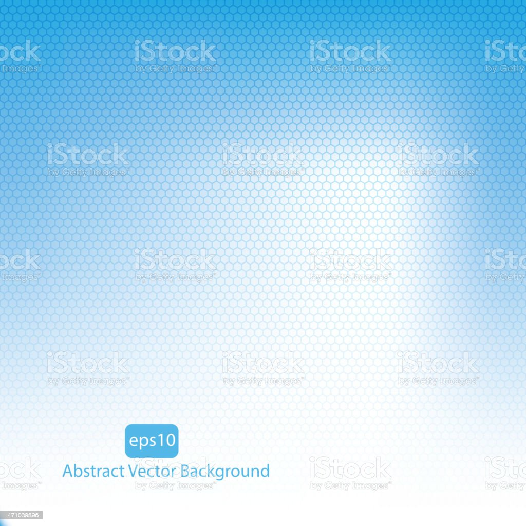 Blue vector abstract background. vector art illustration