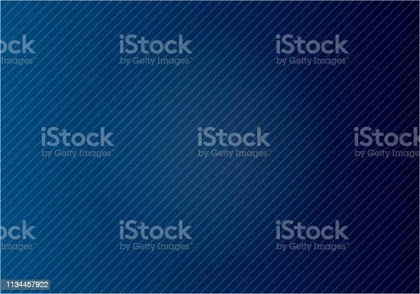 Vetores de Textura Listrada Do Vetor Azul e mais imagens de Abstrato