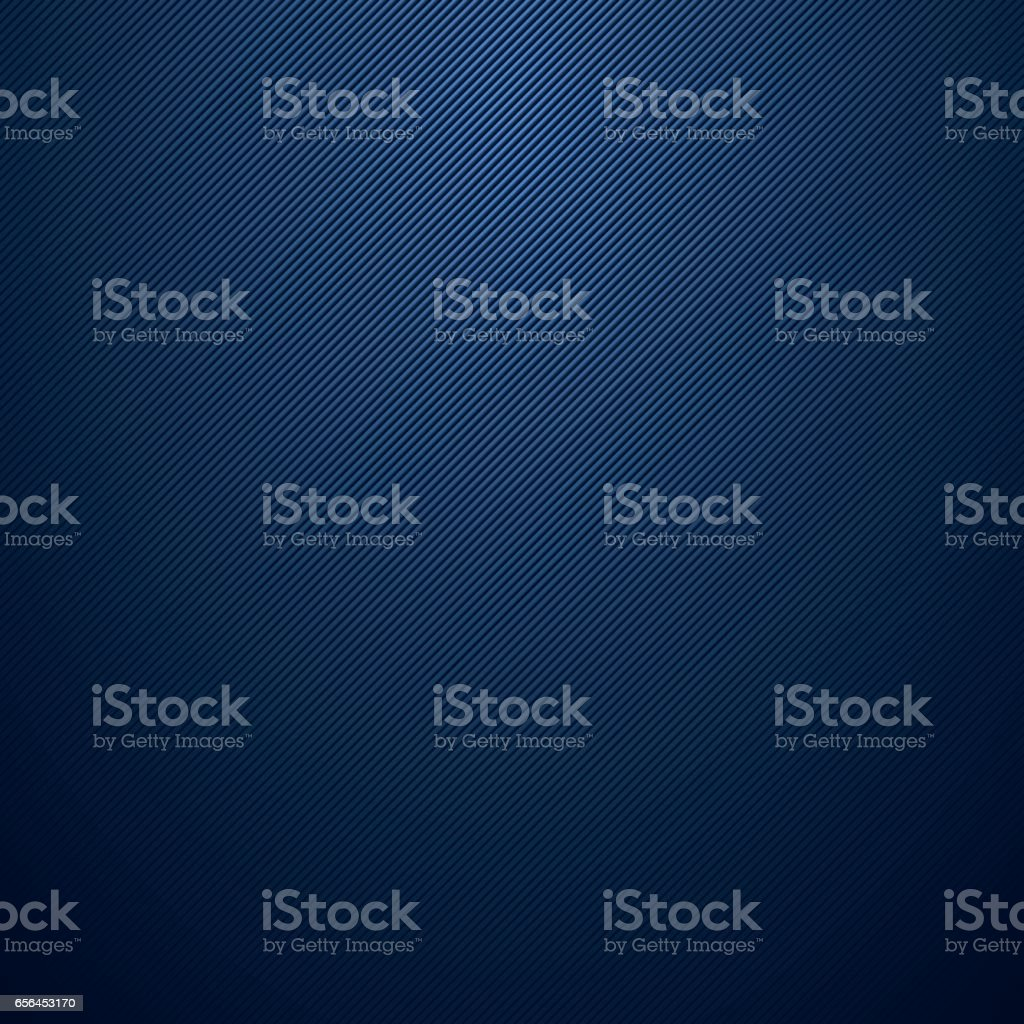 Vektor-blau gestreifte Textur – Vektorgrafik