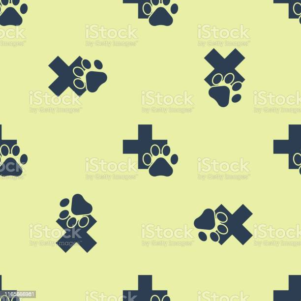 Blue veterinary clinic symbol icon isolated seamless pattern on white vector id1165666981?b=1&k=6&m=1165666981&s=612x612&h=upaylf2jk0bl7i kb99wmphldlwrc a xxfqtxzpwfs=