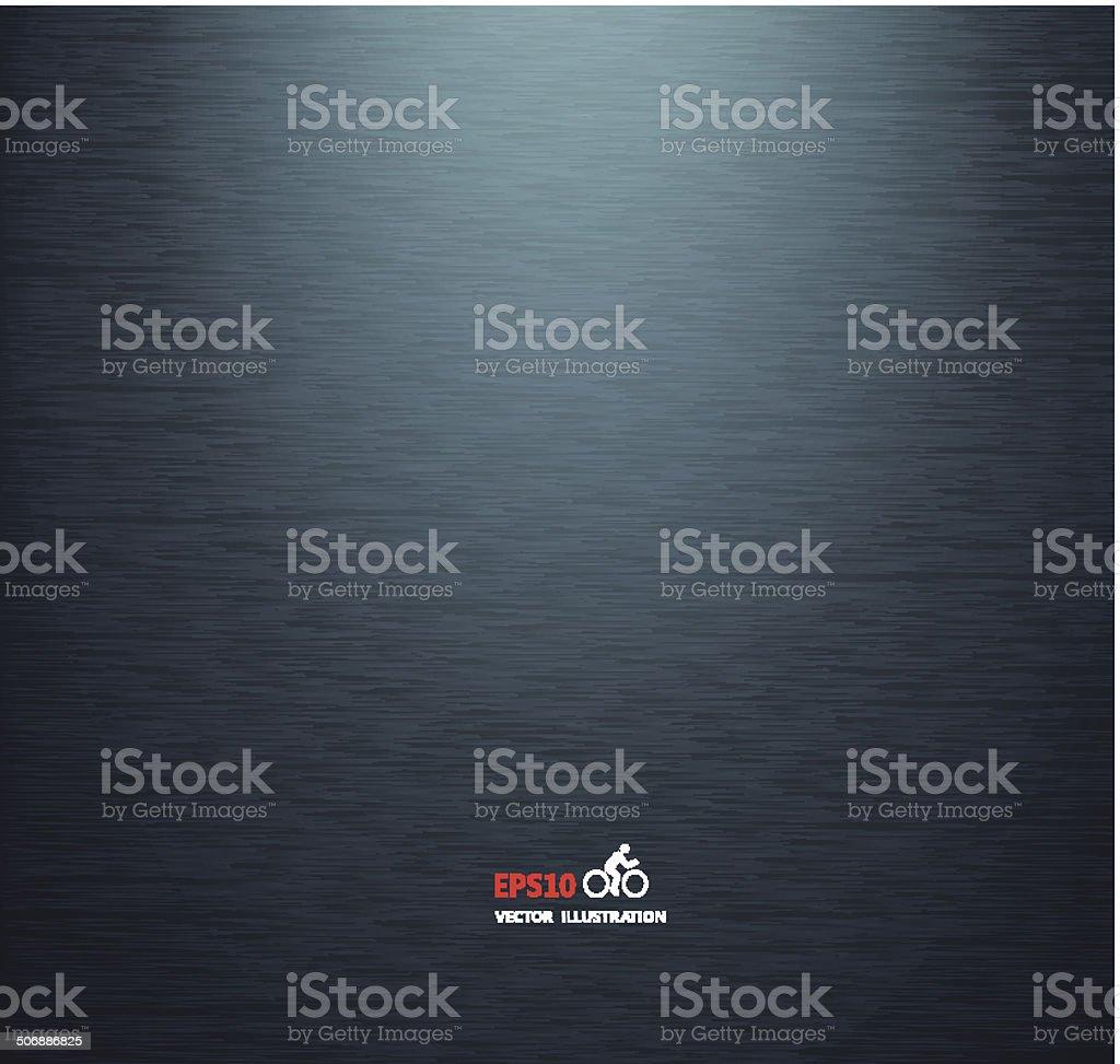 Blue wall background vector art illustration