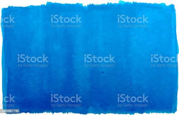 Akvarell Tvätt-vektorgrafik och fler bilder på Abstrakt