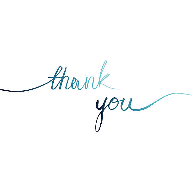 Line Art Thank You : Royalty free thank you clip art vector images