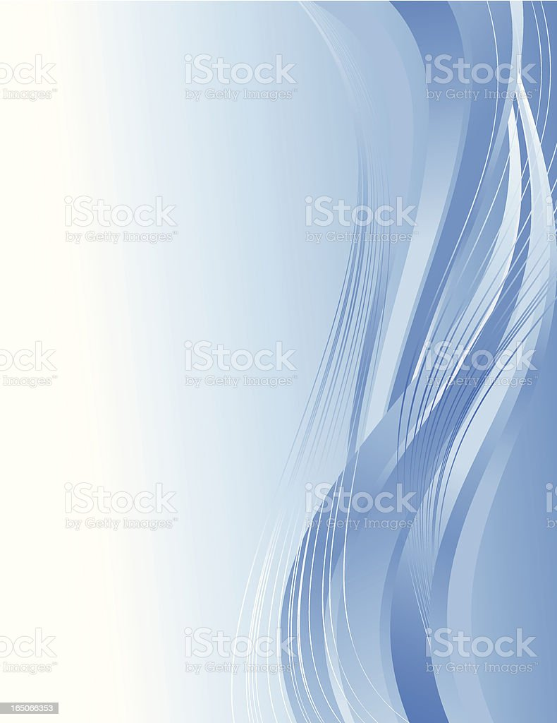 Blue wave background royalty-free blue wave background stock vector art & more images of abstract