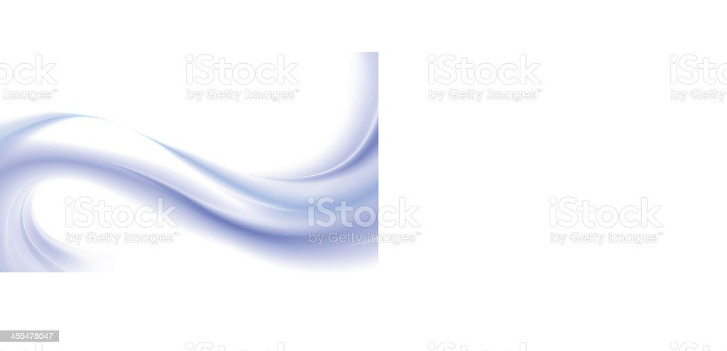 blue wave royalty-free stock vector art
