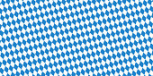 blue white Background Oktoberfest