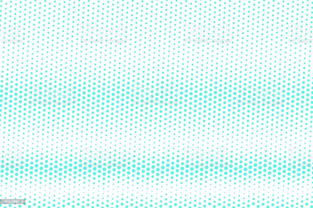 Ilustración de Azul Blanco Punteado Trama De Semitonos Fondo De ...