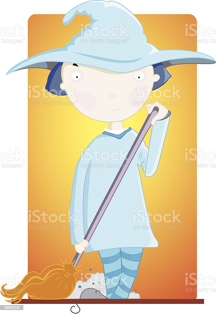 blue witch royalty-free blue witch stock vector art & more images of blue