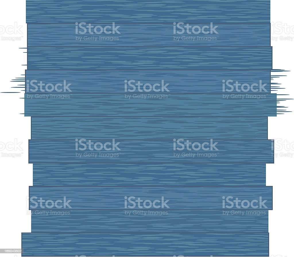 Blue Wood Grain Pattern royalty-free blue wood grain pattern stock vector art & more images of 1950-1959