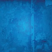 Blue wooden old grunge background wallpaper. Hires JPEG (5000 x 5000 pixels) and EPS10 file included.