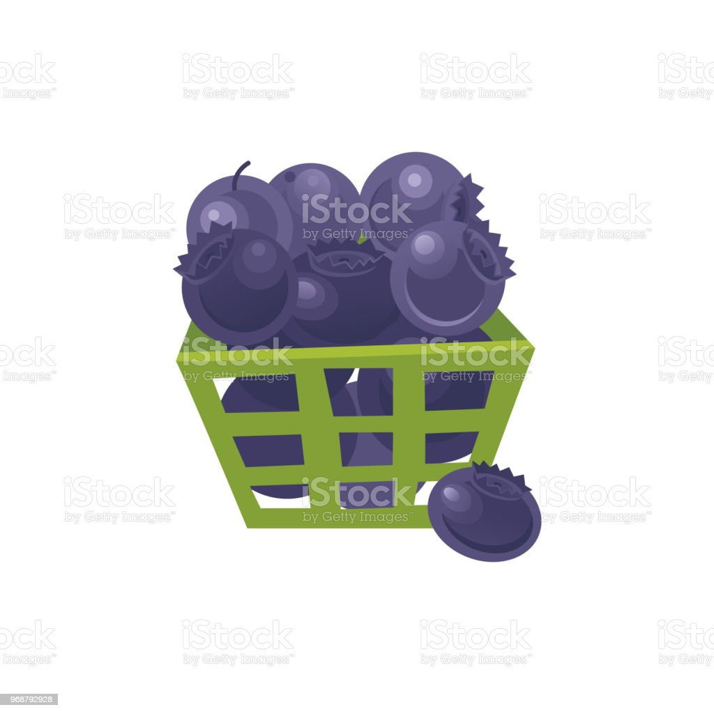 Blueberry icon royalty-free blueberry icon stock illustration - download image now