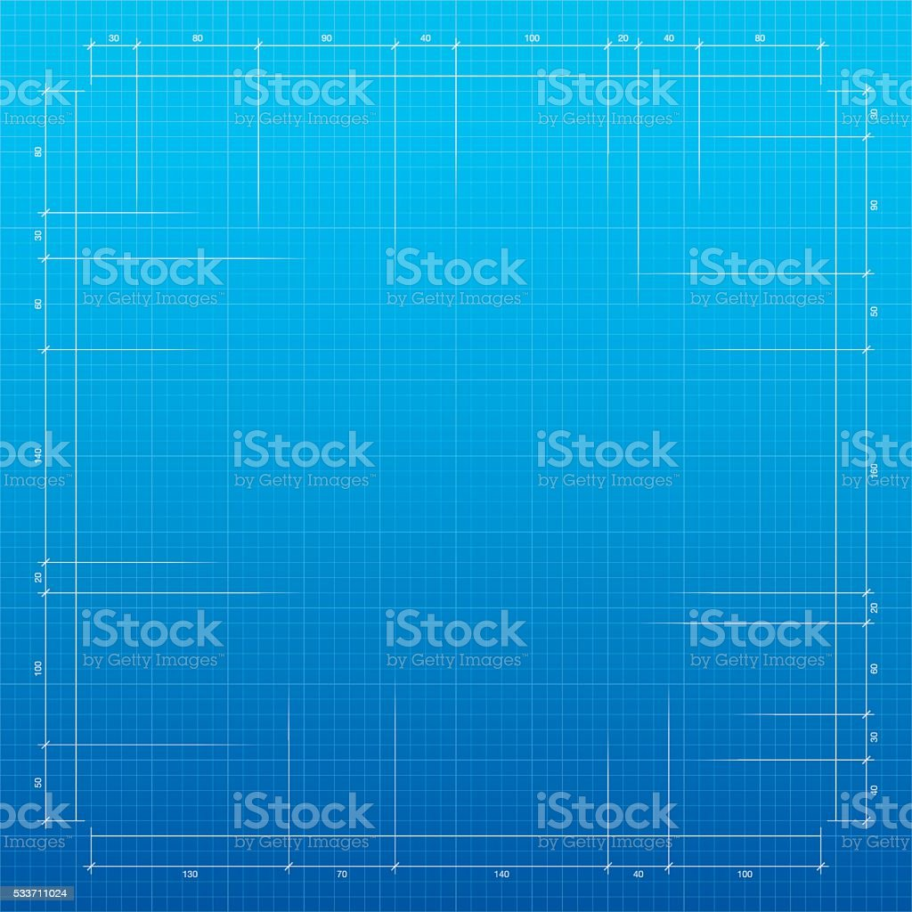Blueprint background graph paper stock vector art more images of blueprint background graph paper royalty free blueprint background graph paper stock vector art amp malvernweather Images
