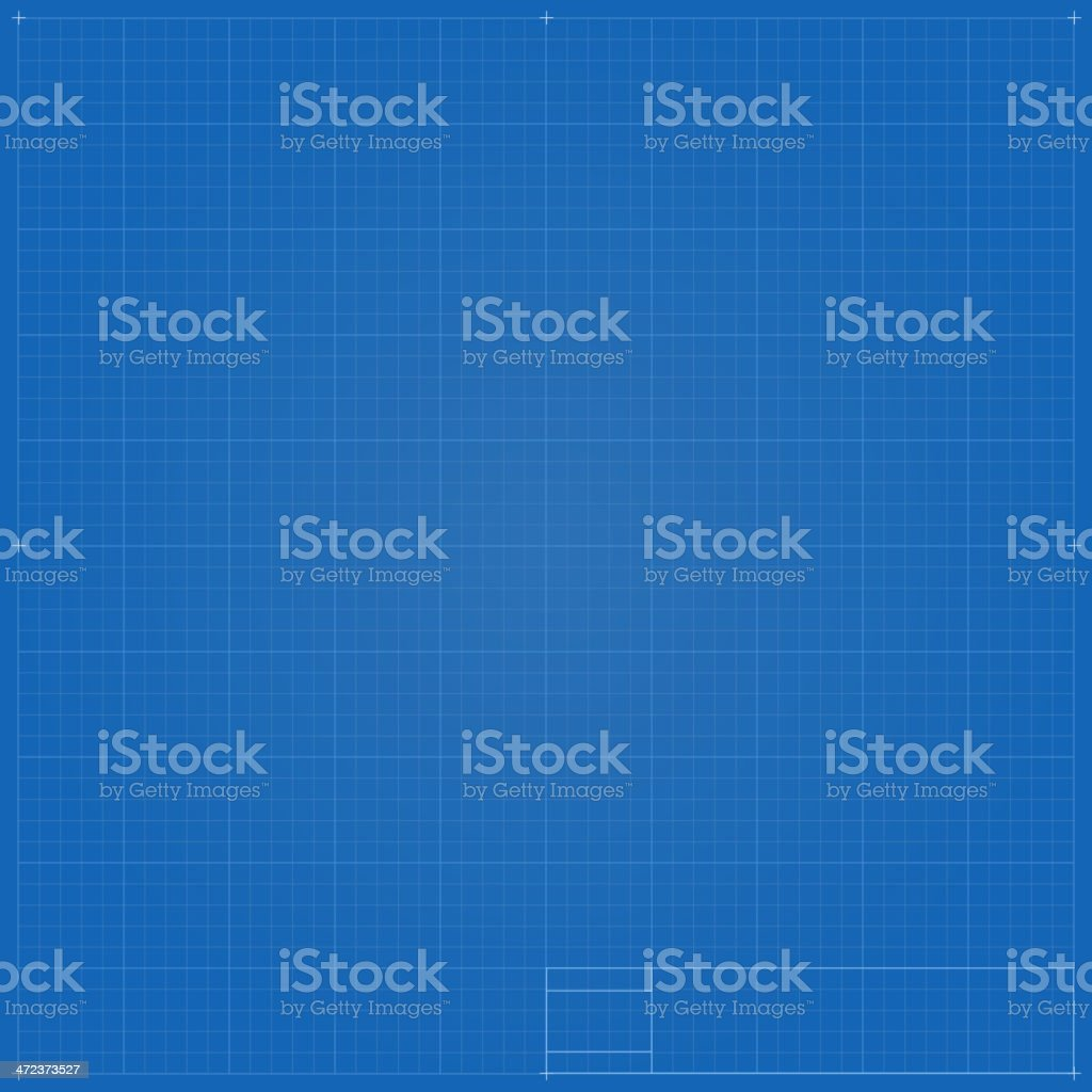 blueprint background. vector art illustration
