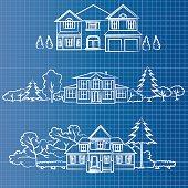 blueprint cottage