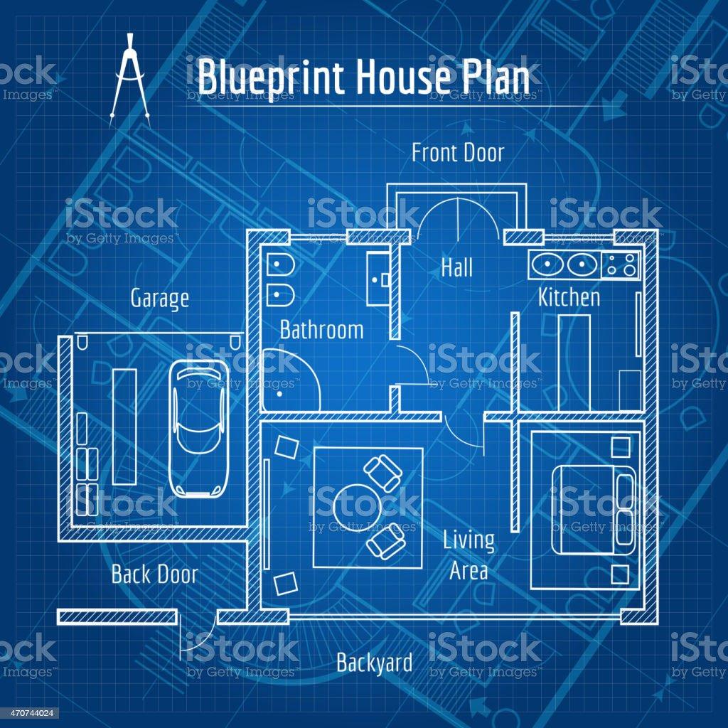 Blueprint house plan stock vector art more images of 2015 blueprint house plan royalty free blueprint house plan stock vector art amp more images malvernweather Gallery
