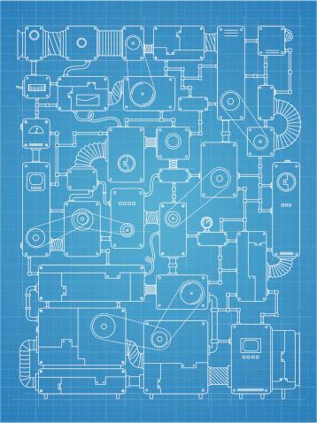 Blueprint machine project