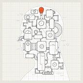 Blueprint of a artifical intelligence machine