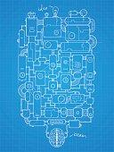 Blueprint of big idea machine
