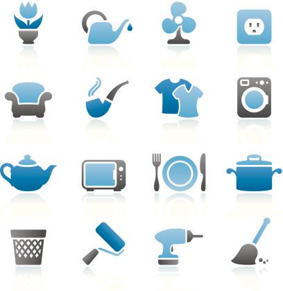 Bluesico - Set 22 (Domestic Life)