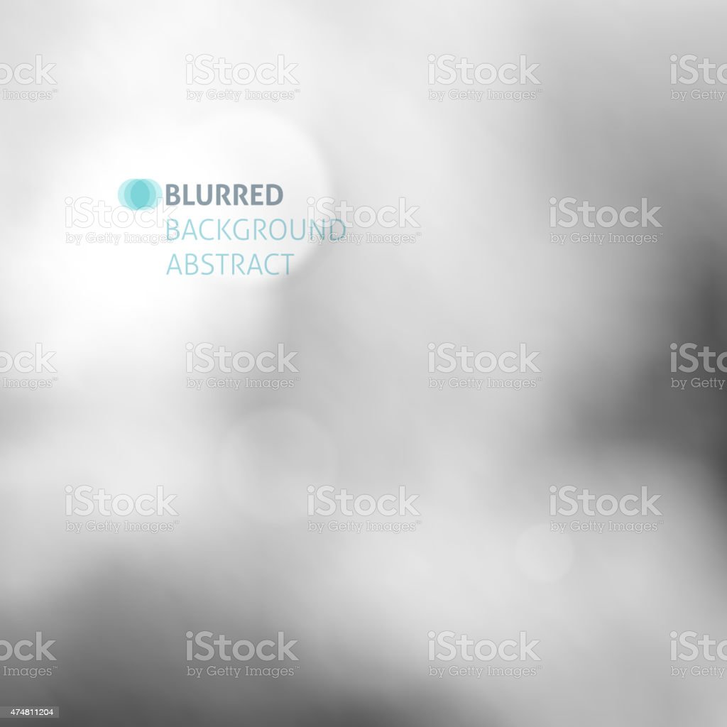 blur background vector art illustration