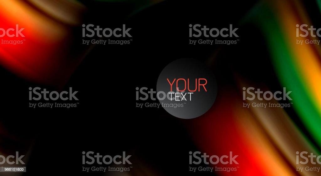Oskärpa färg påfyllnadsrader abstrakt bakgrund - Royaltyfri Abstrakt vektorgrafik