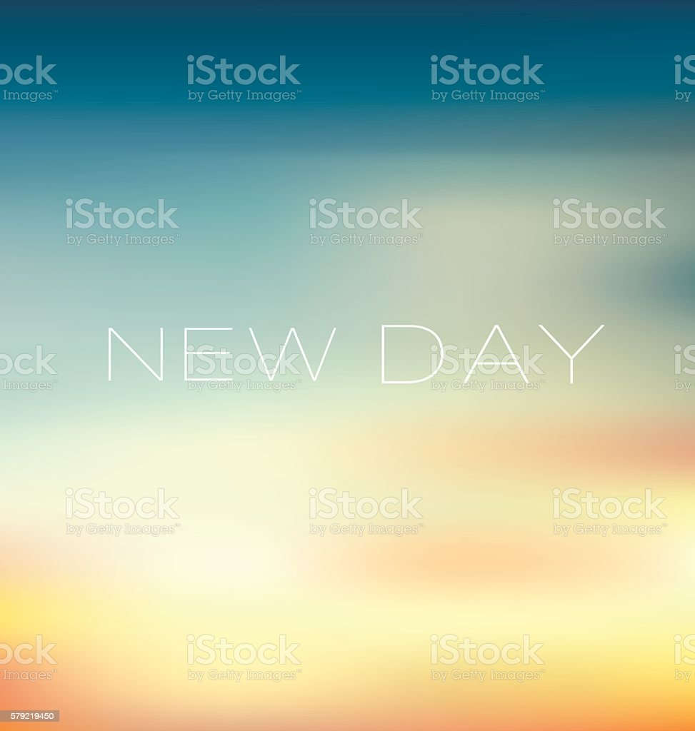 blur sky cloud concept background. vector illustration. design e