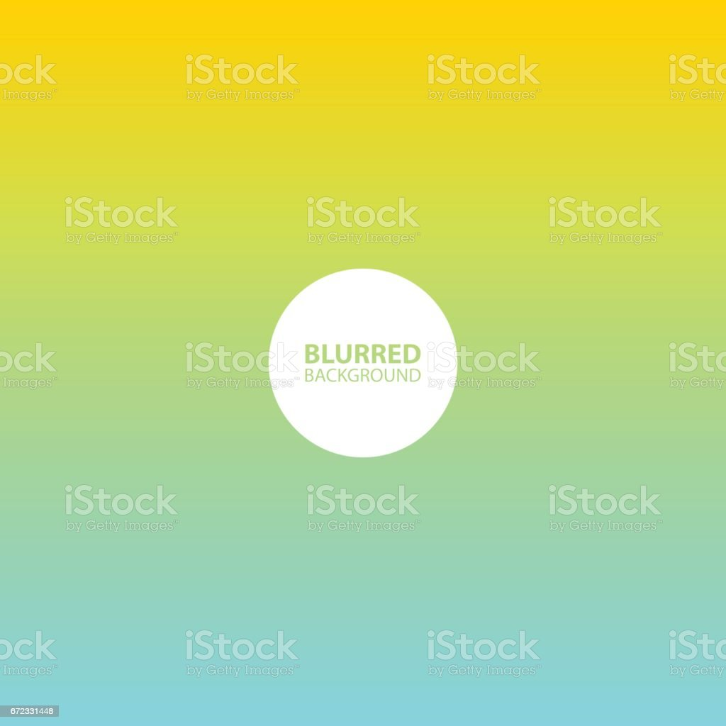Blurred abstract background. vector art illustration