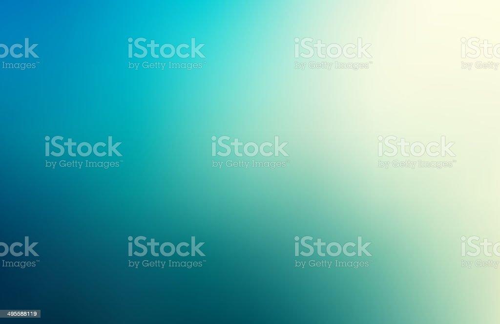 Arrière-plan flou - Illustration vectorielle