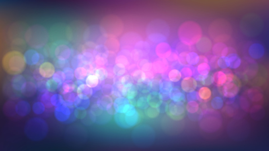 Blurred background with party