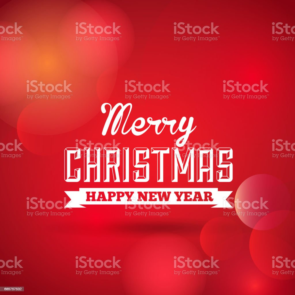 blurred lights icon. Merry Christmas design. Vector graphic ロイヤリティフリーblurred lights icon merry christmas design vector graphic - お祝いのベクターアート素材や画像を多数ご用意