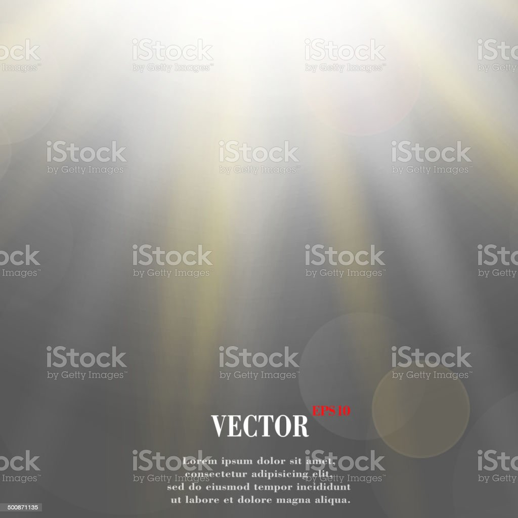 blurry background light effects and sunburst royalty-free blurry background light effects and sunburst stock vector art & more images of abstract