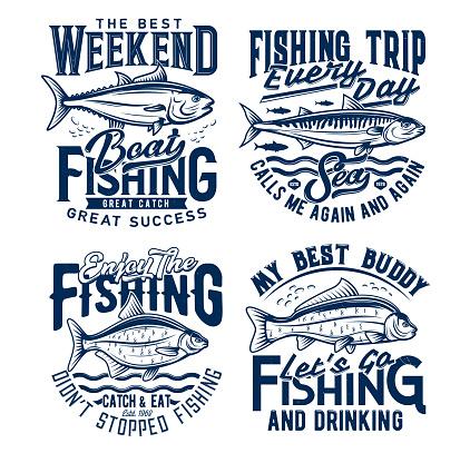 Boat fishing hobby t-shirt custom prints templates